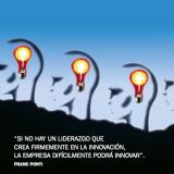 Liderazgo innovador en las empresas